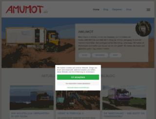 amumot.de screenshot