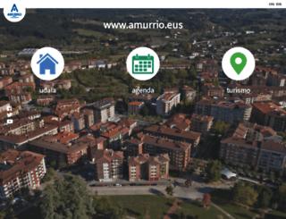 amurrio.org screenshot