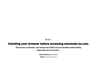 amxmodx-es.com screenshot