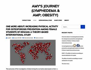 amylhwilliams.com screenshot