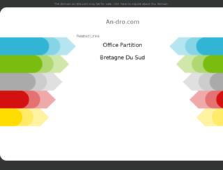 an-dro.com screenshot