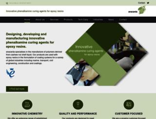 anacarda.com screenshot