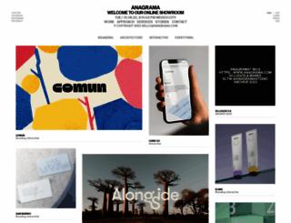 anagrama.com screenshot