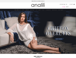 analili.com screenshot