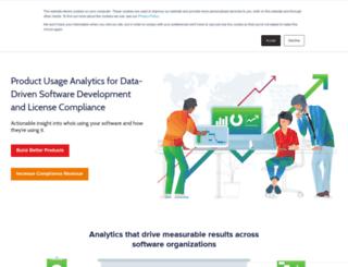 analytics.trackerbird.com screenshot