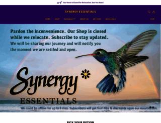 anandaapothecary.com screenshot