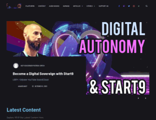 anarchast.com screenshot