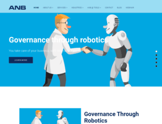anbglobal.com screenshot