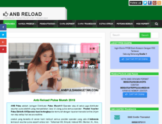 anbpulsamagetan.com screenshot