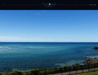 anchoragebythesea.com screenshot