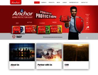 anchorglobal.net screenshot