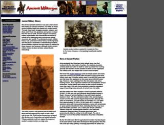ancientmilitary.com screenshot