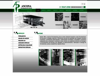 anconaferramentaria.com.br screenshot