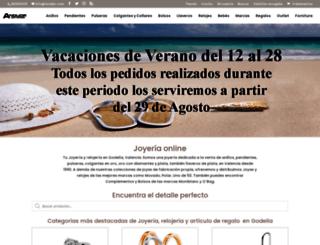 andijor.com screenshot