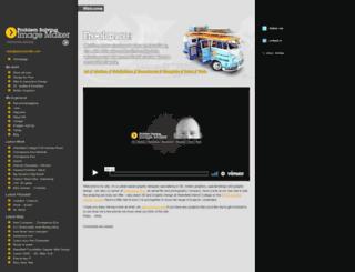 andrewshillito.com screenshot