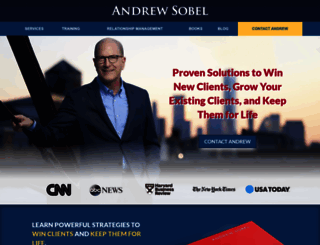 andrewsobel.com screenshot