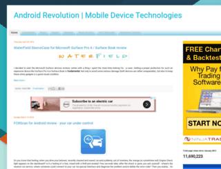 android-revolution-hd.blogspot.ca screenshot