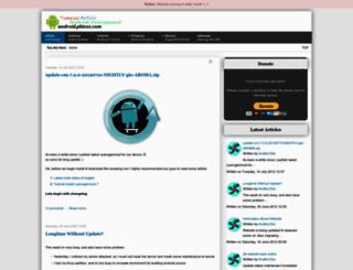 android.phiexz.com screenshot