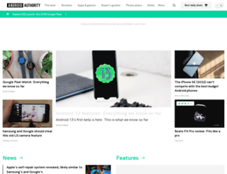 androidauthority.net screenshot