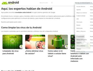 androidexperto.com screenshot