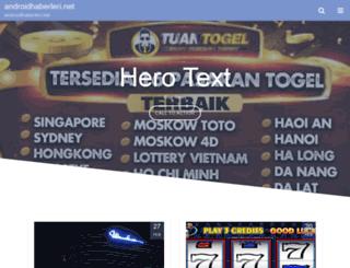 androidhaberleri.net screenshot