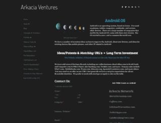 androidtablets.com screenshot