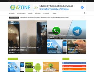 androidzone.org screenshot