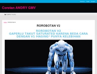 andrygmv.me screenshot