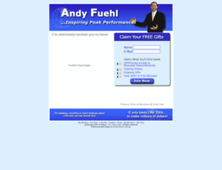 andyfuehl.com screenshot