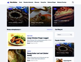 anekakreasiresepmasakan.blogspot.com screenshot