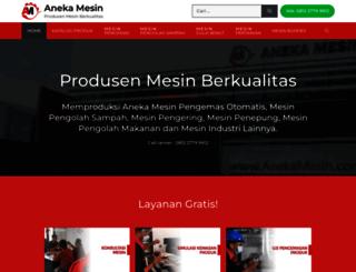 anekamesin.com screenshot