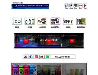 anekasouvenirpernikahan.com screenshot