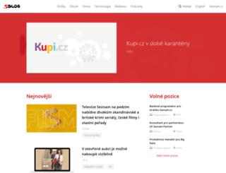 anettie.sblog.cz screenshot