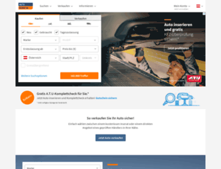 angebote.autoscout24.at screenshot