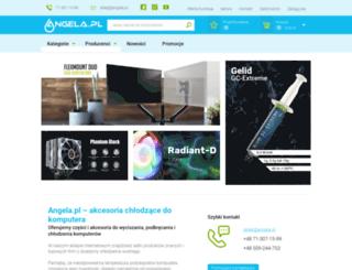 angela.pl screenshot