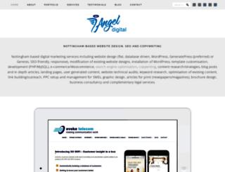 angeldigital.marketing screenshot