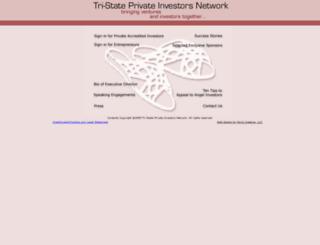 angelinvestorfunding.com screenshot