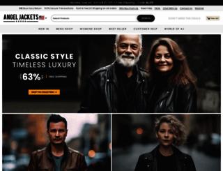 angeljackets.com screenshot