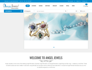 angeljewelsonline.com screenshot
