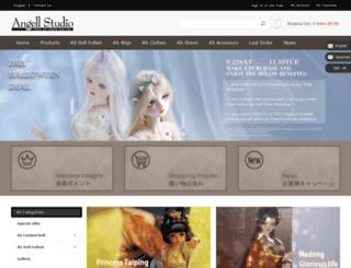 angell-studio.com screenshot