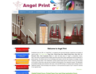 angelprint.net screenshot