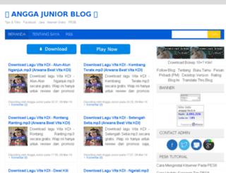 anggajr.heck.in screenshot