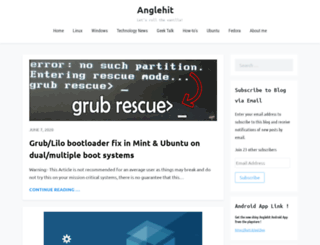 anglehit.com screenshot