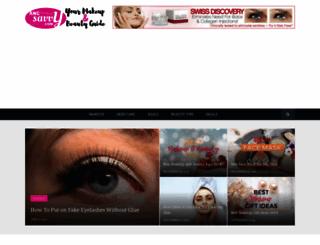 angsavvy.com screenshot