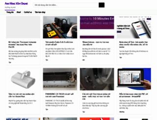 anhhangxomonline.net screenshot