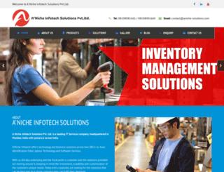 aniche-solutions.com screenshot