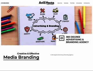 anieffects.com screenshot