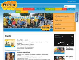 anikino.pl screenshot