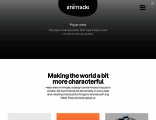 animade.tv screenshot