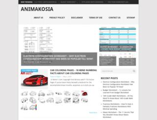 animakosia.net screenshot